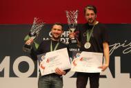 Ali Ghani, champion de France de pizza due 2017