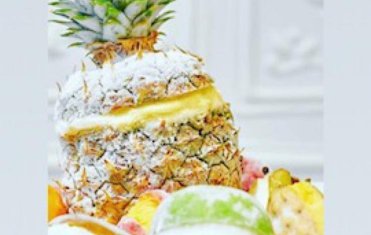 Fruttini by MO, fruits givrés par Marie-Laure et Olivia