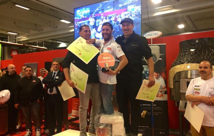 Championnat de France de la pizza 2019, épreuve Acrobatique
