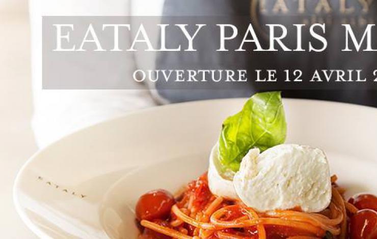 Eataly enfin à Paris