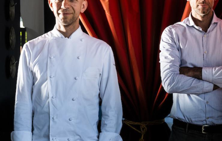 Le restaurant Lido 84 étoile montante de la scène gastronomique mondiale