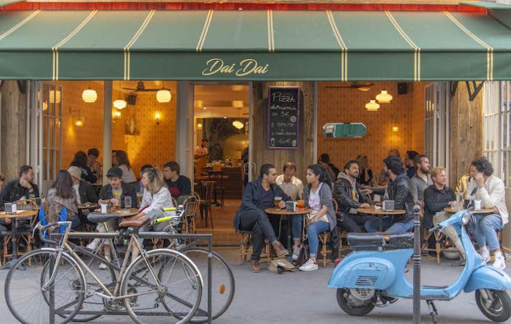 Dai Dai, 2e adresse parisienne