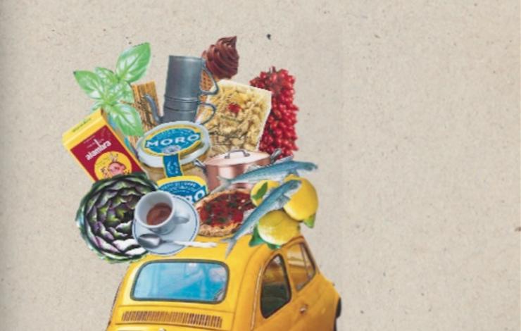 La pasta allegra, L'art de vivre à l'italienne par Sonia Ezgulian et Alessandra Pierini