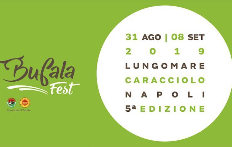 Bufala fest, non solo mozzarella, à Naples du 31 août au 8 septembre