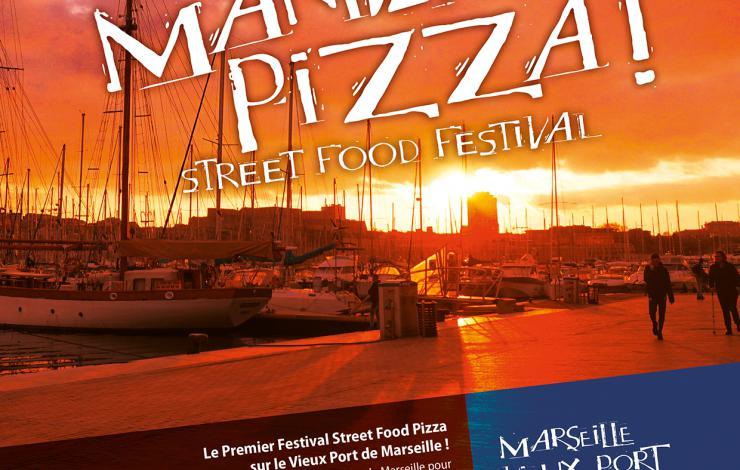 PIZZAMANIA Marseille Vieux port 18-22 septembre