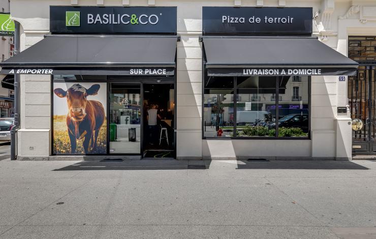 Basilic & Co au forum franchise de Lyon le 17 octobre