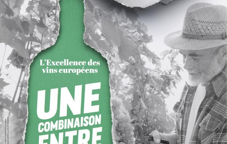 Une campagne de l'UE met en avant les vins DOC de la région de Vérone