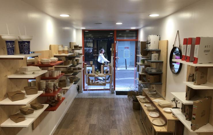 Trader Services Solutions Packaging a ouvert une agence parisienne au 60 Rue de Cléry, 75002 Paris.