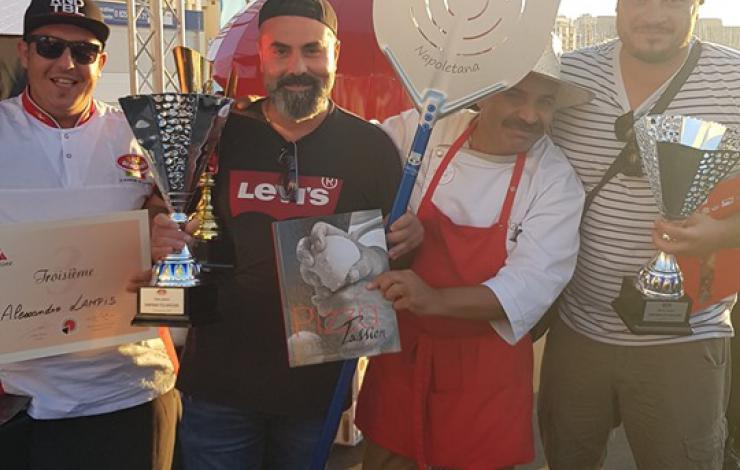 Championnat de France de pizza napolitaine