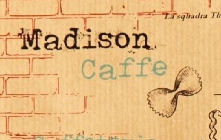Madison Caffè pour les pâtes
