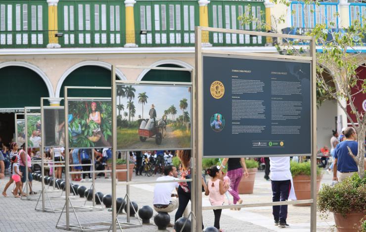 Lavazza s'engage à soutenir les producteurs de café cubains