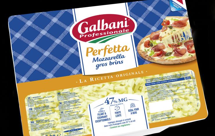 LES FROMAGES A PIZZA GALBANI PROFESSIONALE FONT PEAU NEUVE