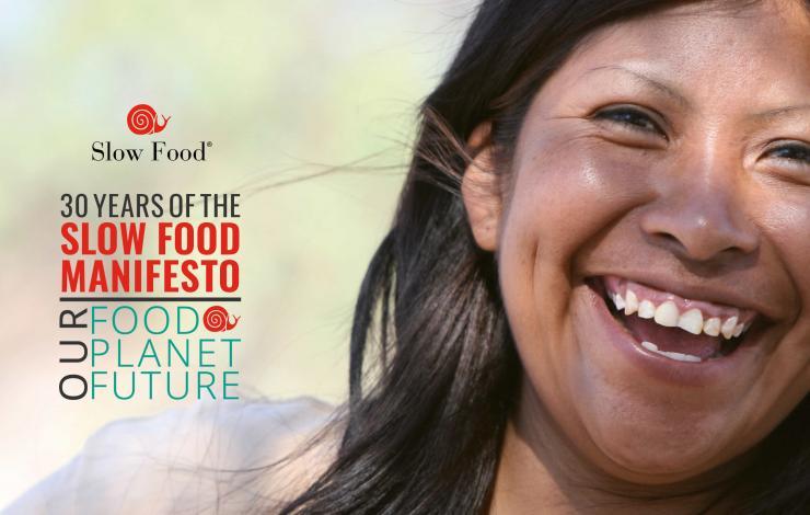 Les 30 ans de Slow Food