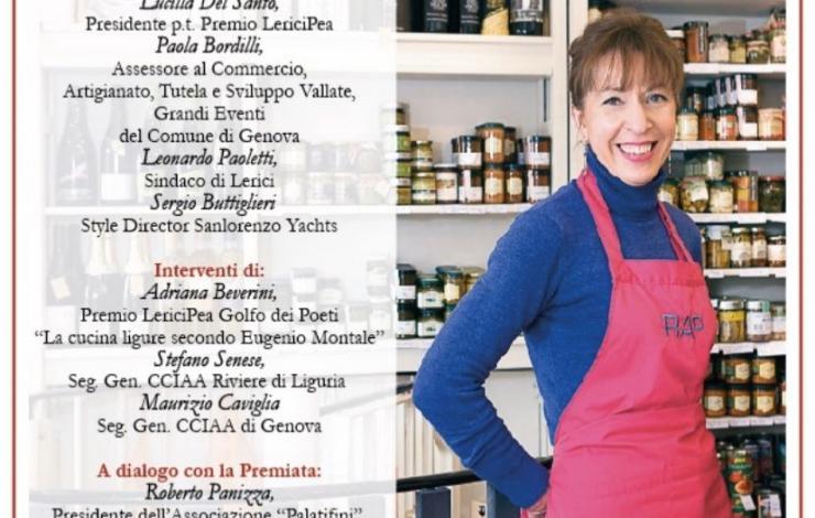 Alessandra Pierini, épicerie RAP, ambassadrice reconnue