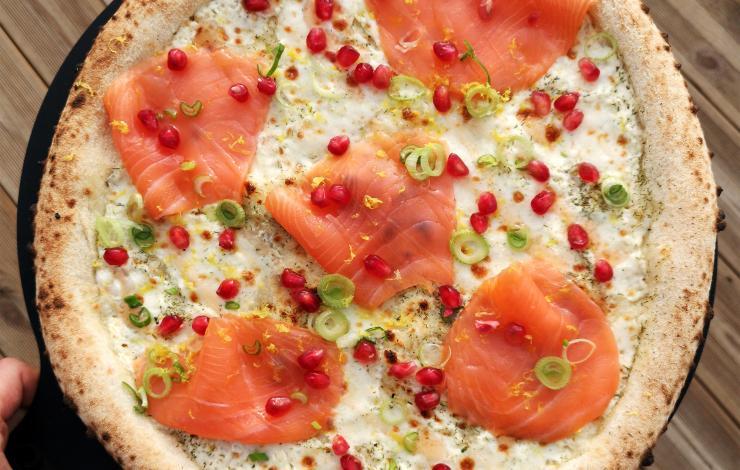 Pizza Cosy dévoile sa pizza spéciale fêtes de fin d'année