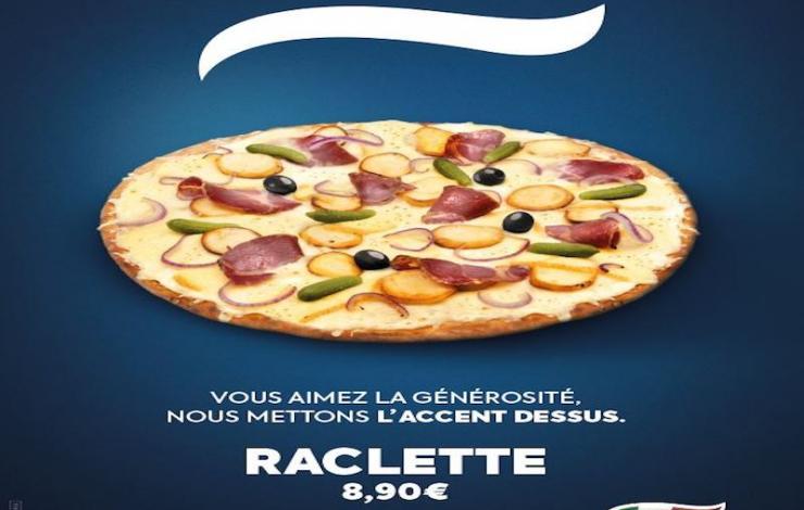 Nouvelle recette inédite pour Tutti Pizza