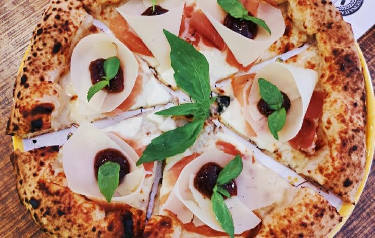 L'association culturelle Medea prime la meilleure pizza à Paris 2019