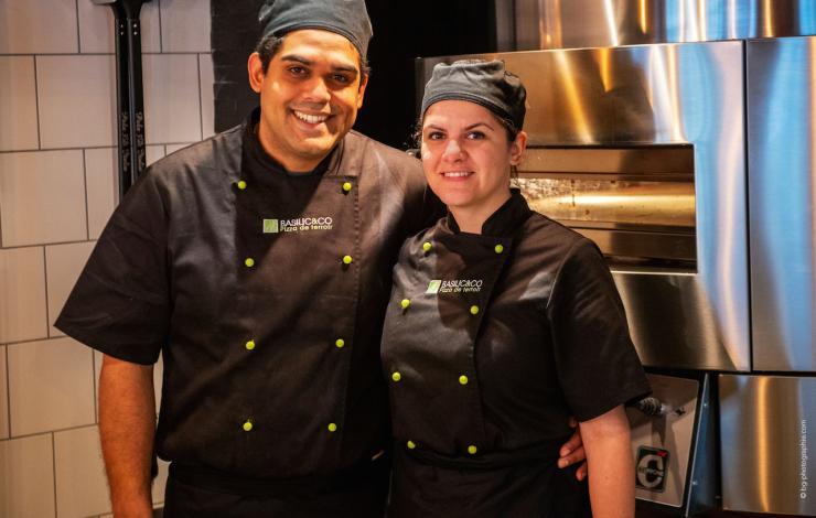 Basilic & Co inaugure son 25e restaurant à Angers