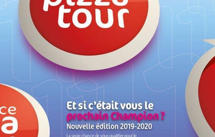 France Pizza Tour, étapes de Bordeaux, Nice, Dijon