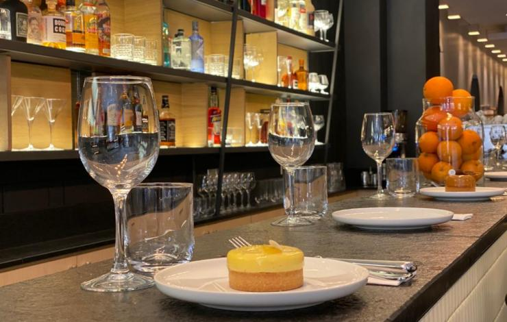 Damiano : restaurant, pâtisserie, bar à cocktails à Paris