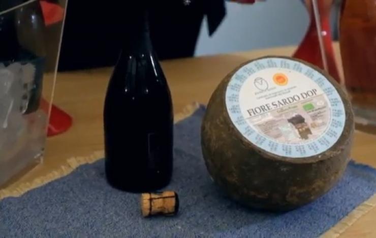 Atelier accords fromages et bulles d'Italie