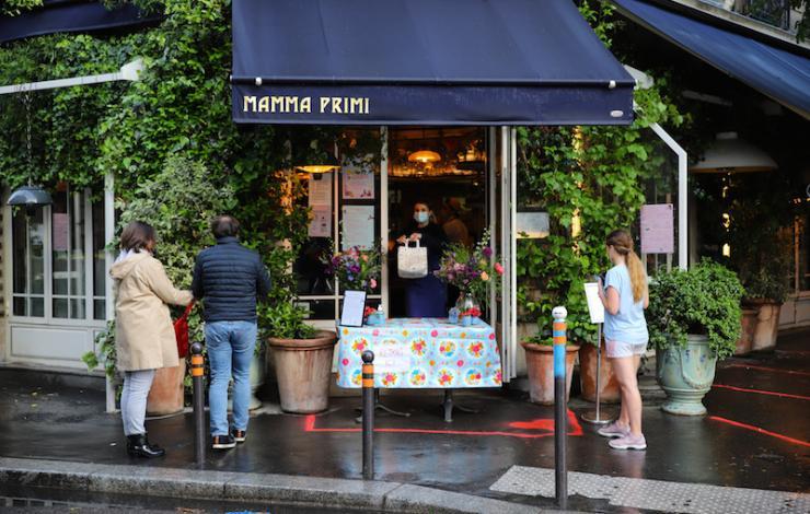 Big Mamma transforme ses restos en épicerie et traiteur italien