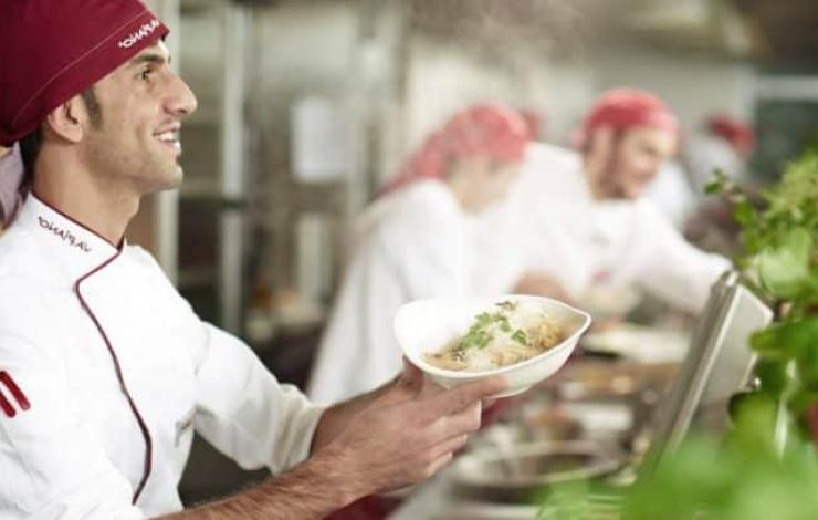 Vapiano récolte plus de 2000 repas pour les héros du quotidien