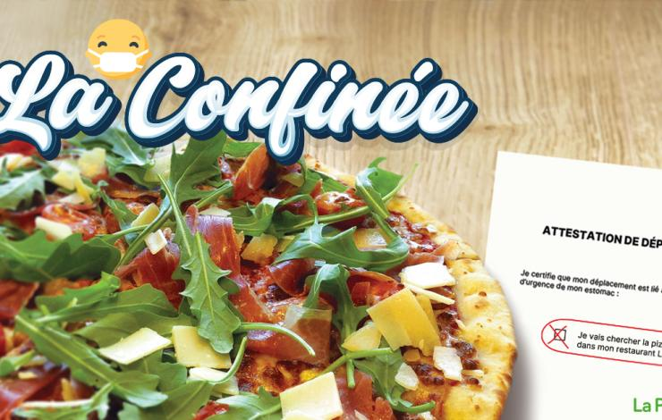 La Pizza de Nico s'adapte avec la pizza