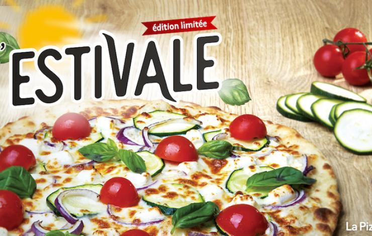 Nouvelle carte printemps-été 2020 chez La Pizza de Nico
