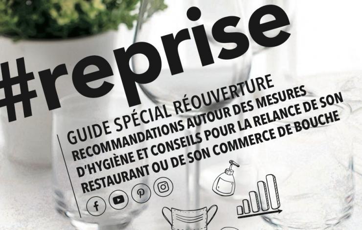 METRO France a développé un Guide spécial Réouverture