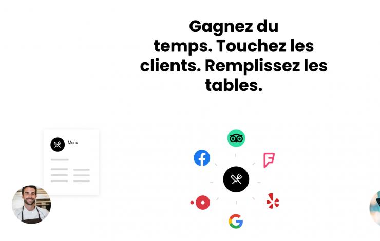 'Menu Connect' de Tripadvisor booste la visibilité des restaurants