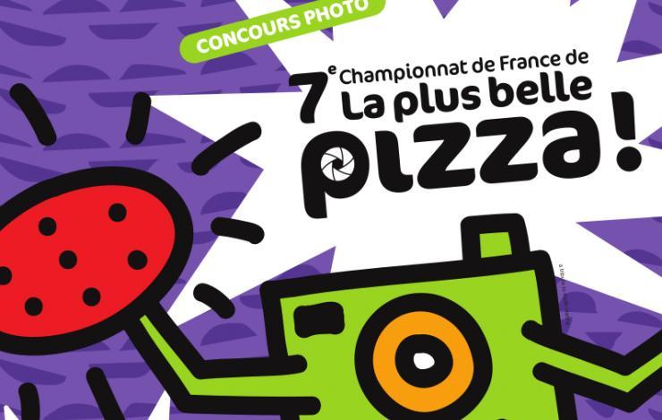 Le concours photo de la plus belle pizza est ouvert