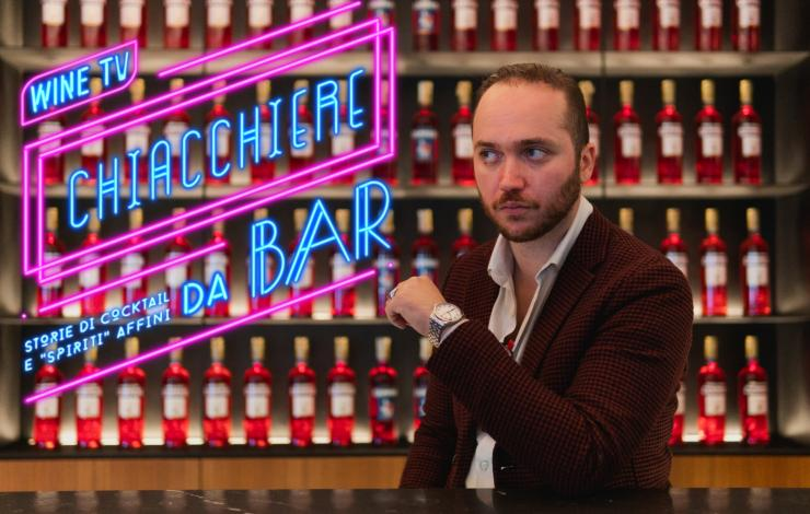 Chiacchiere da bar WineTv, l'émission qui explore l'univers de la mixologie italienne
