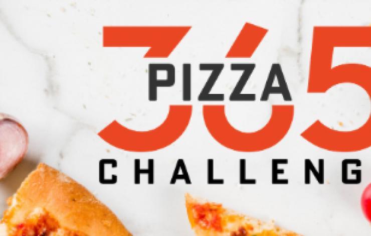 365 Pizza Challenge : le concours pour vivre le rêve américain