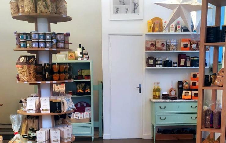 Honorati, la nouvelle épicerie italienne du XIXème met les Pouilles à l'honneur