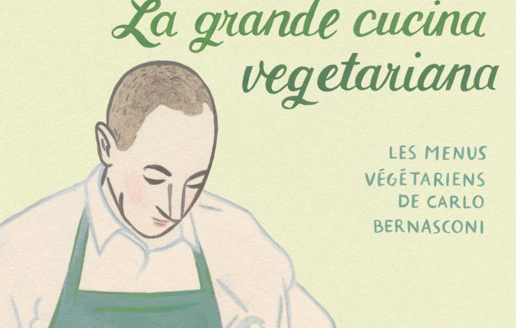 La grande cucina vegetariana par Myriam Lang