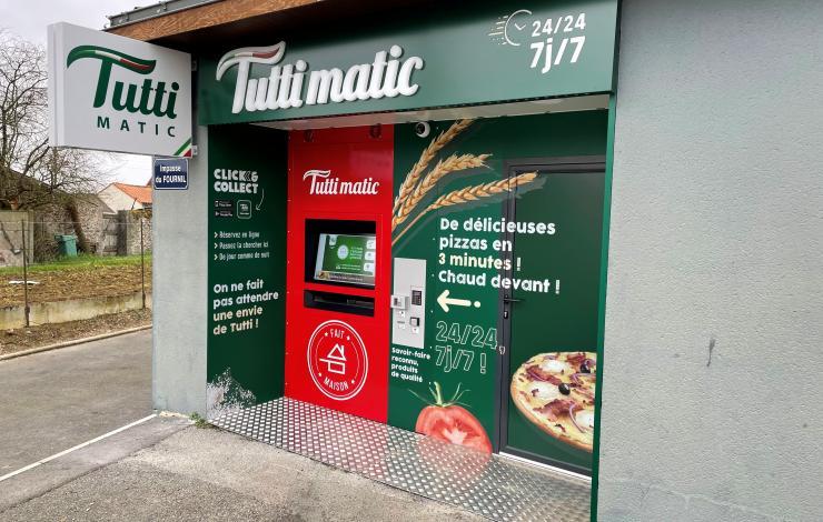 Tutti Pizza, en route pour atteindre son objectif 2022