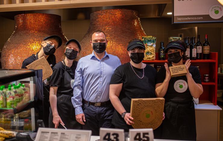 La Pizza de Nico ouvre son 32e restaurant à Belfort