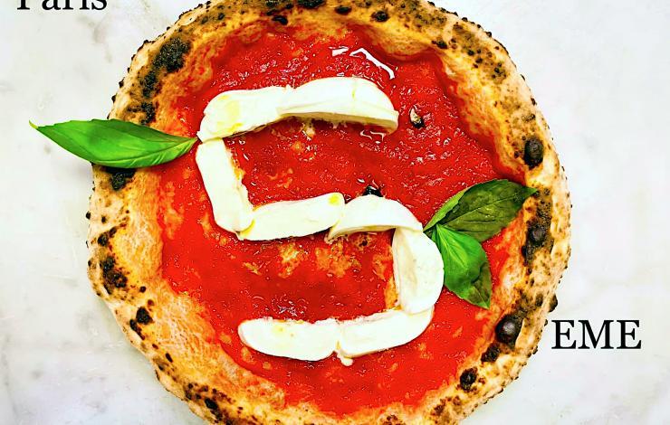 Une pizza à 5€ sur Paris : l'initiative solidaire de I Lazzari