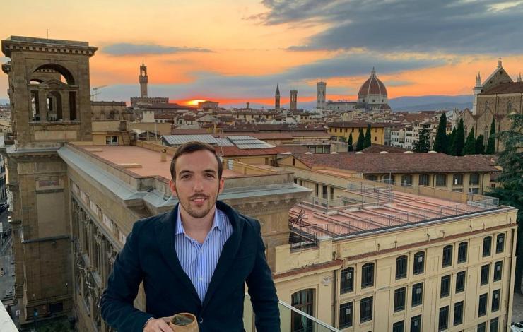 Giacomo Iacobellis : la passion (d'ecrire) joue les prolongations