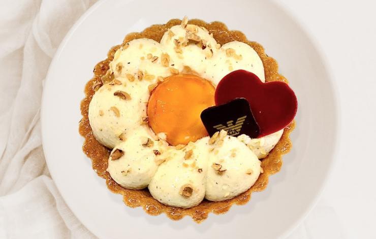 MAM, le dessert de la fête des mères imaginé par Massimo Tringali