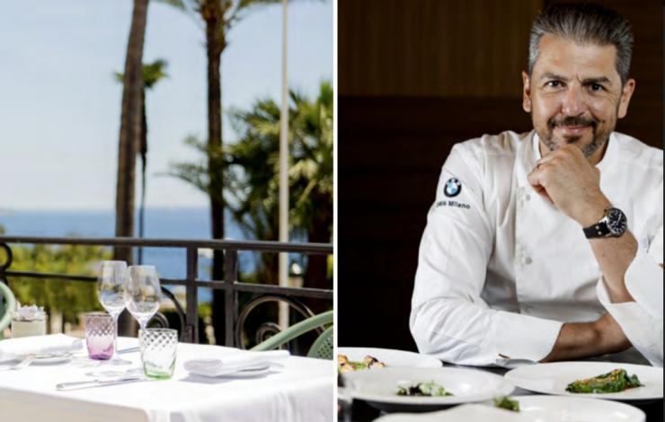 Andrea Berton investit les cuisine de l'Hôtel de Paris Monte-Carlo cet été