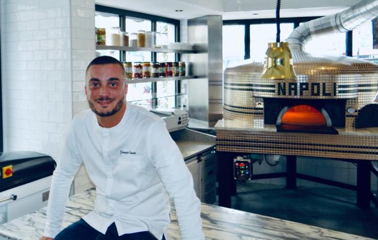 Peppe Cutraro ouvre sa trattoria-pizzeria- épicerie fine parisienne Casa di Peppe