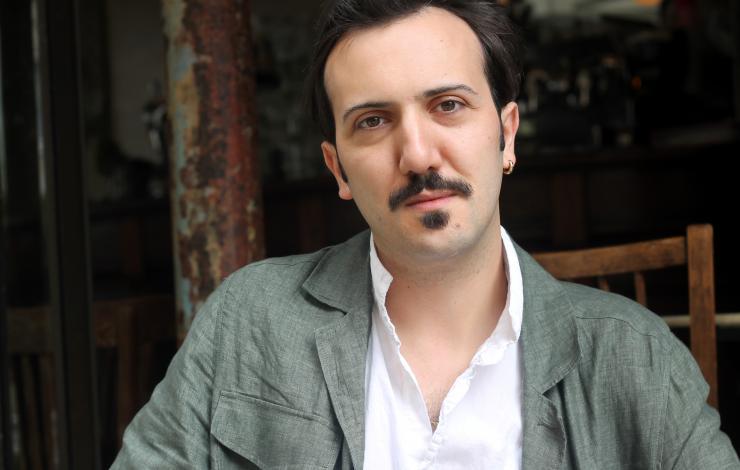 L'écume des pâtes : Tommaso Melilli se livre