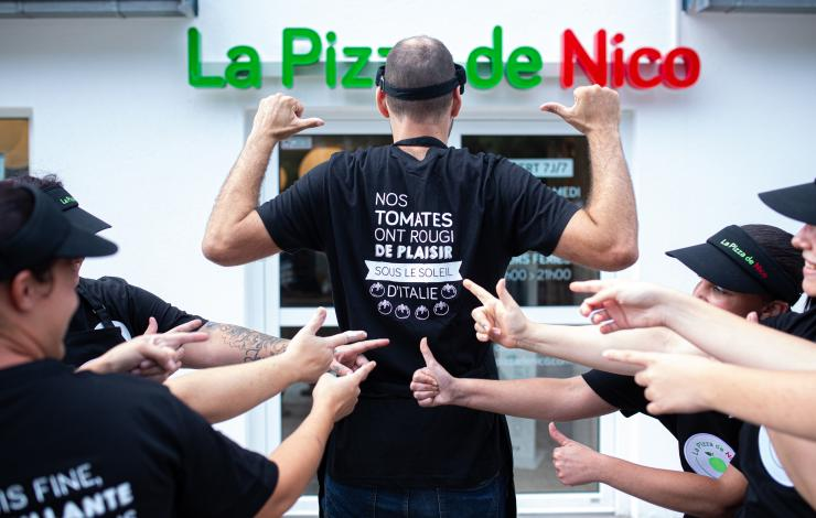 La Pizza de Nico ouvre à Drusenheim (Bas-Rhin)