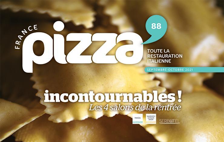 France Pizza vous emmène aux salons de la rentrée