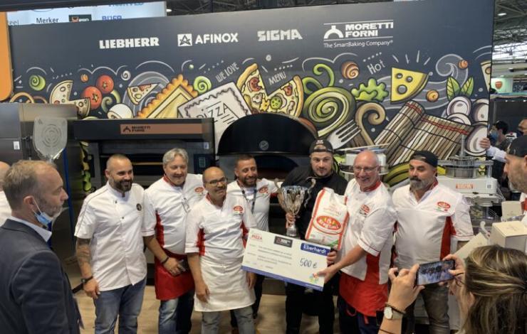 2e Championnat de France de Pizza Napolitaine