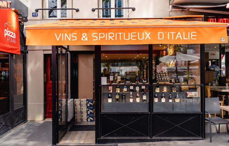 Vino Roma, nouvelle cave italienne à Paris