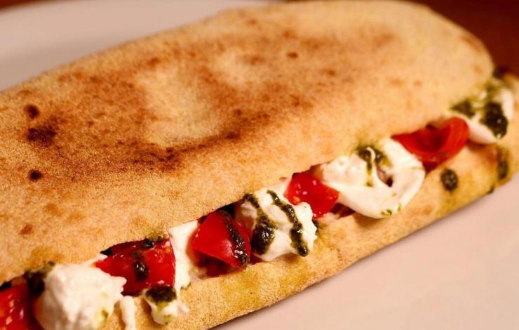 Felicità & Panuozzo, la nouvelle offre street food de L'Authentique Pizzeria