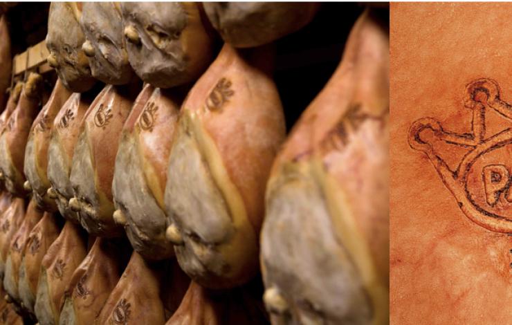 Le jambon de Parme sans nitrates ni nitrites